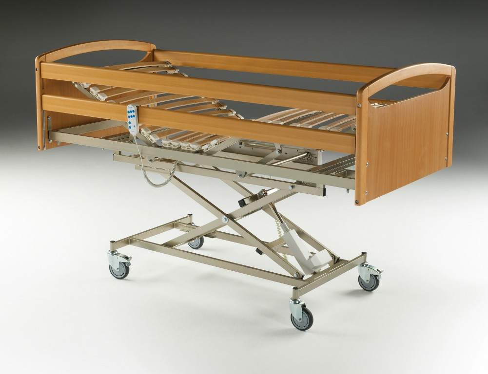 10683- cama articulable elevable