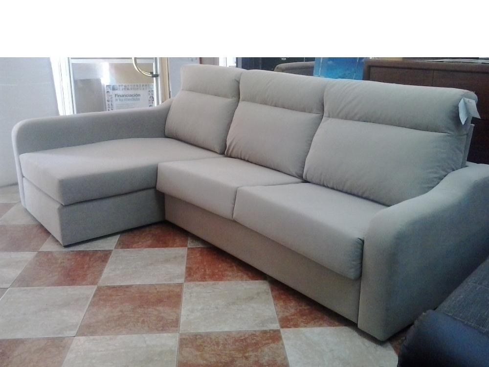 Muebles rodr guez for Sofa cama cheslong