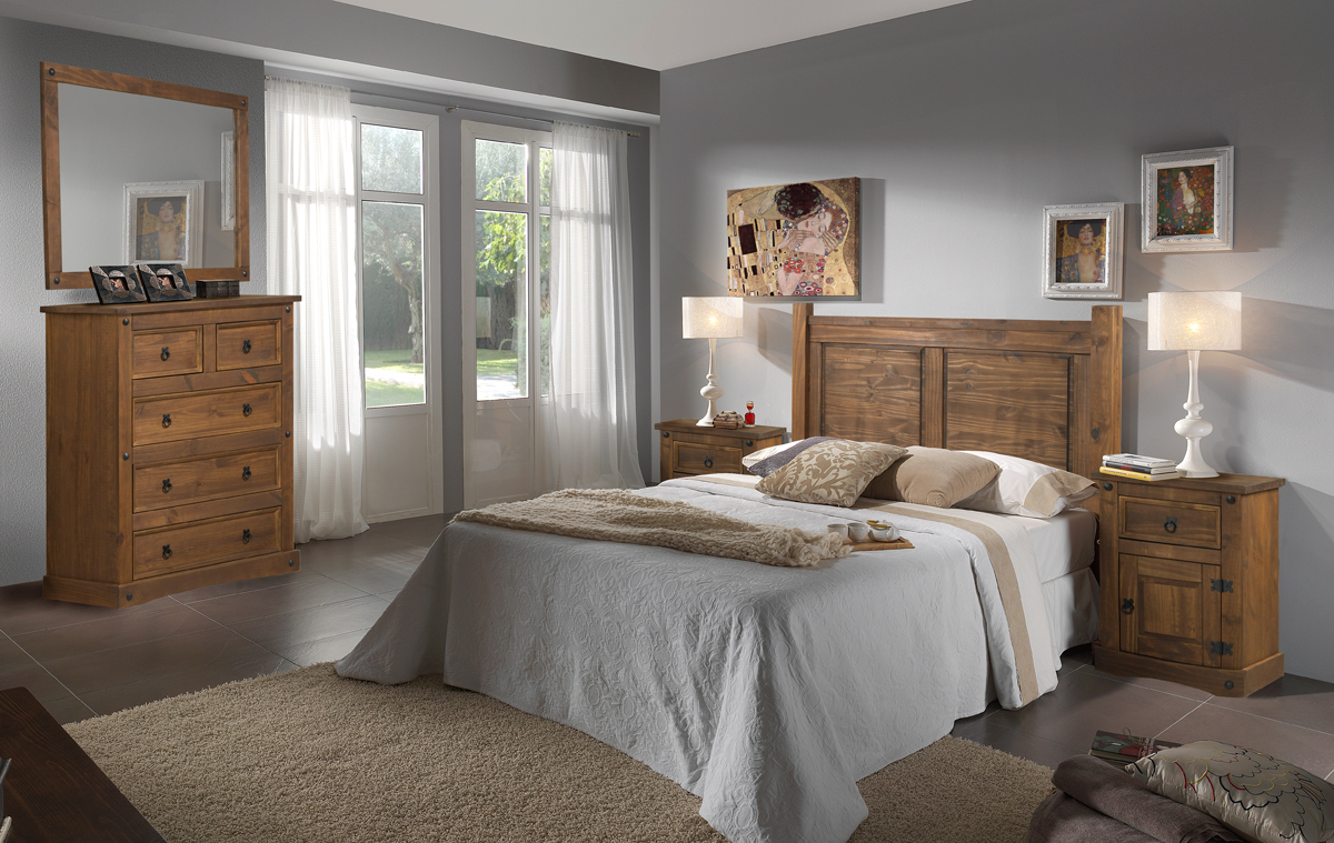 Muebles rodr guez for Ofertas dormitorios matrimonio completos